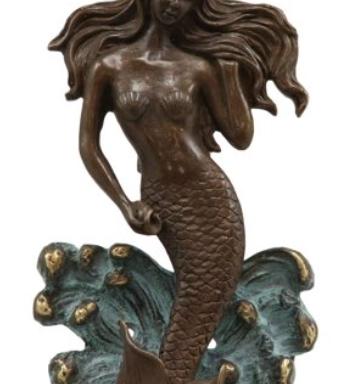 Mermaid Doorknocker