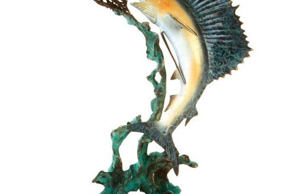 Brass Ballyhoo for Sailfish