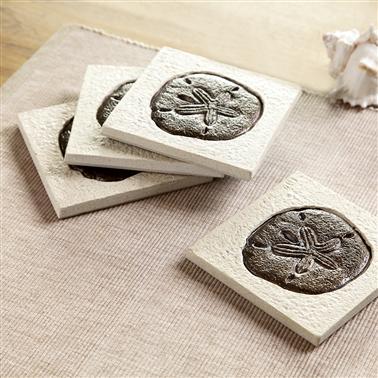 Sandollar Coasters