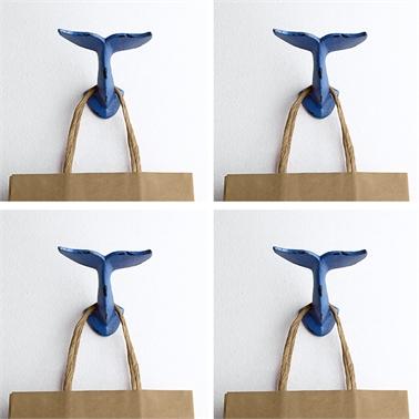 Whale Tail Wall Hooks