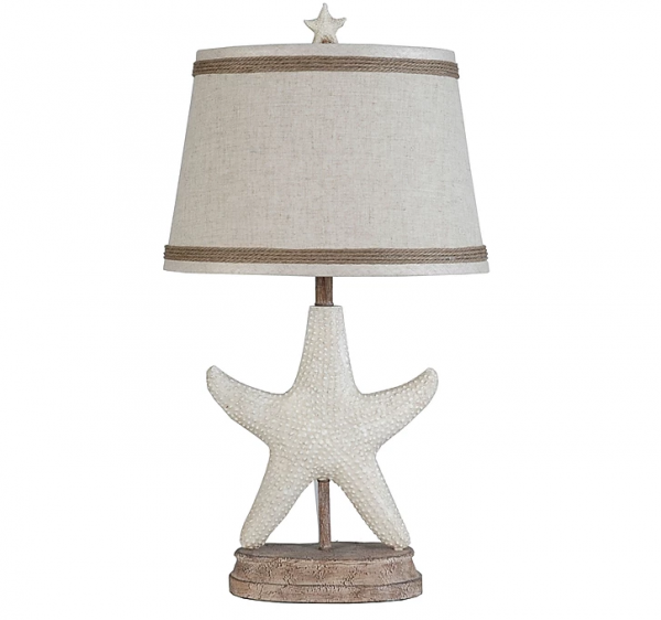 LPS Starfish Lamp