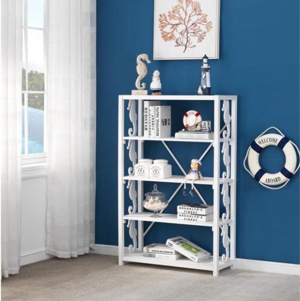 Seahorse Bookcase