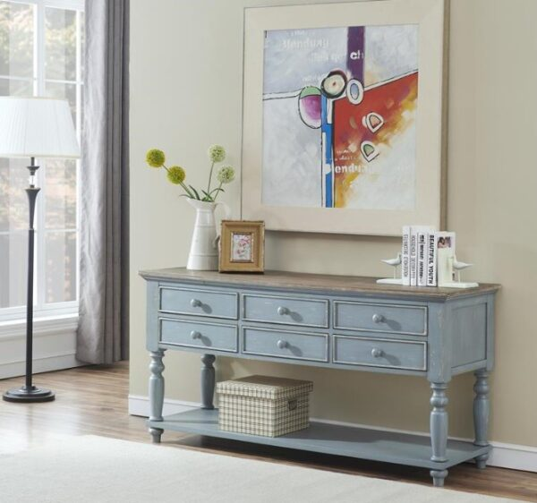 Bar Harbor Console