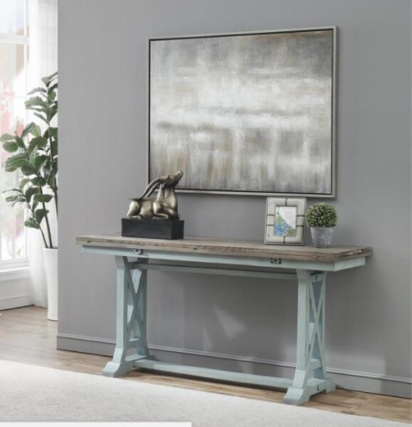 Bar Harbor Trestle Console