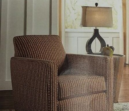 Benchmark Custom Swivel Rocker Glider Chair 0402-90