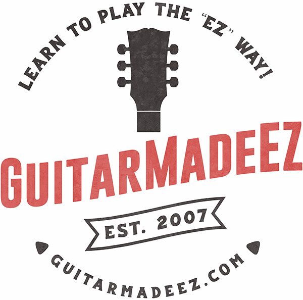 GuitarMadeEZ Logo - Guitar Made EZ