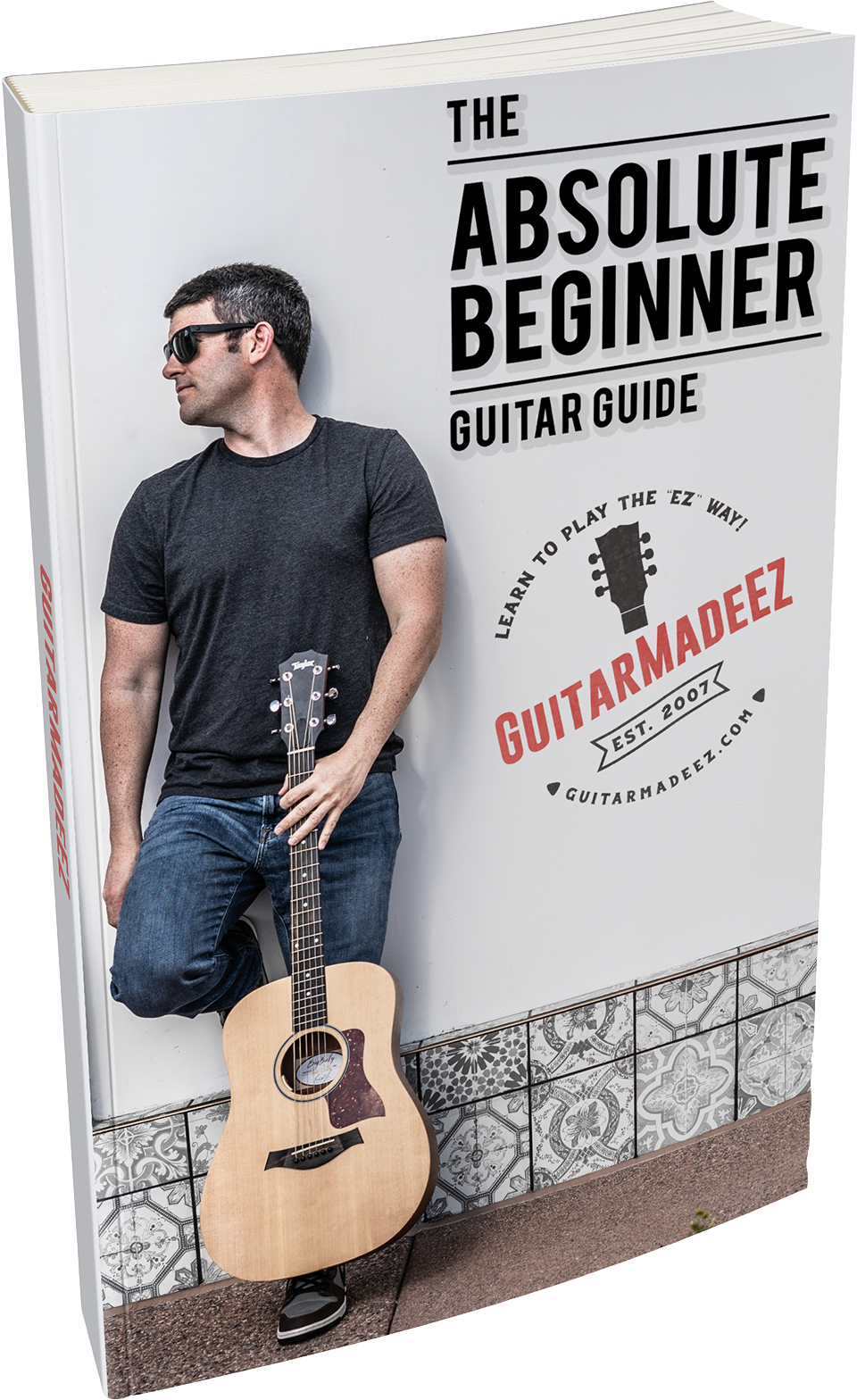 Absolute Beginner Guitar Guide Photo