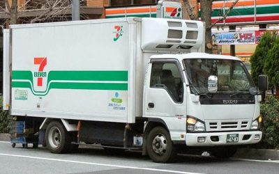Toyota to make fuel cell trucks for Seven-Eleven Japan