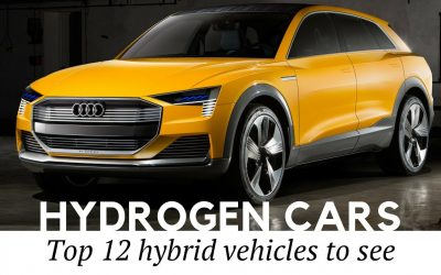 12 Best Electric Cars and Trucks Powered by Hydrogen Fuel Cells