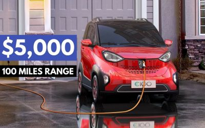 Top 3 Extremely Cheap All-Electric Cars in the World