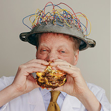This Fast-Food-Loving, Organics-Hating Ivy League Prof Will Trick You Into Eating Better