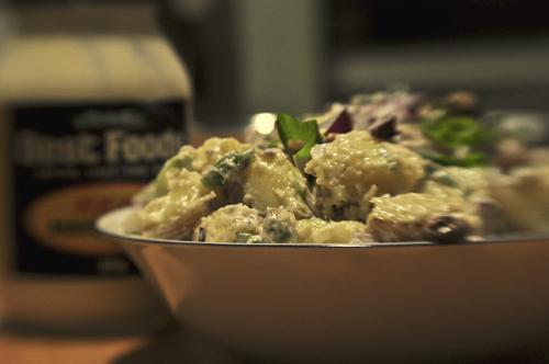 Tato Salad