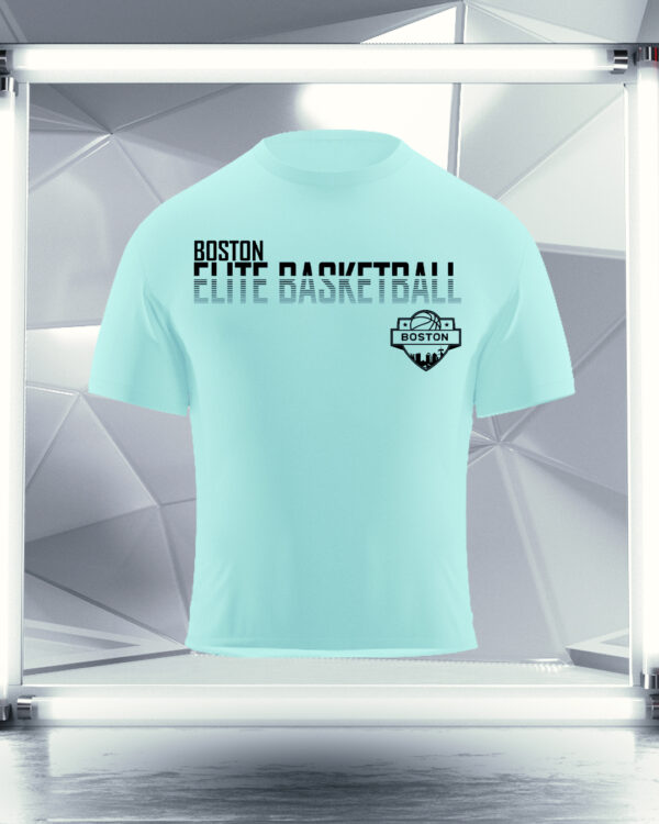 ice blue boston elite t shirt