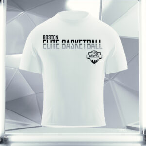 white boston elite t-shirt