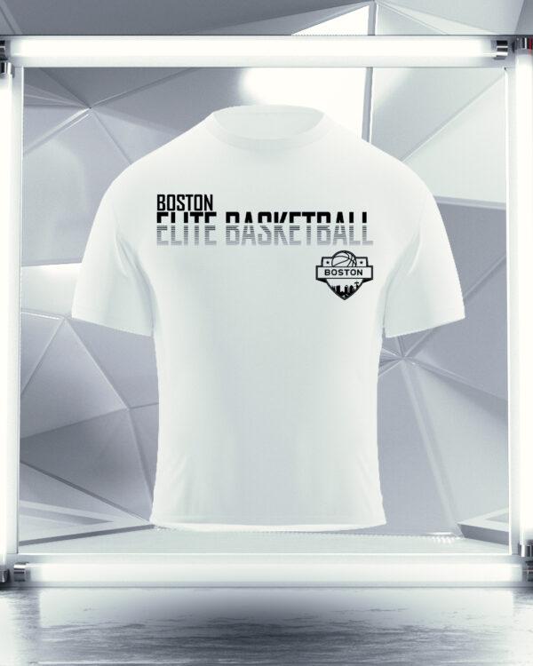 white boston elite t-shirt