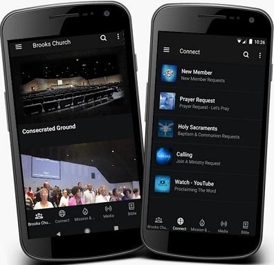 Brooks Mobile App