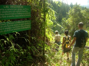 hiking tours from santo domingo