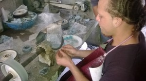 Larimar workshop