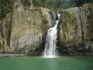 waterfall tours from santo domingo