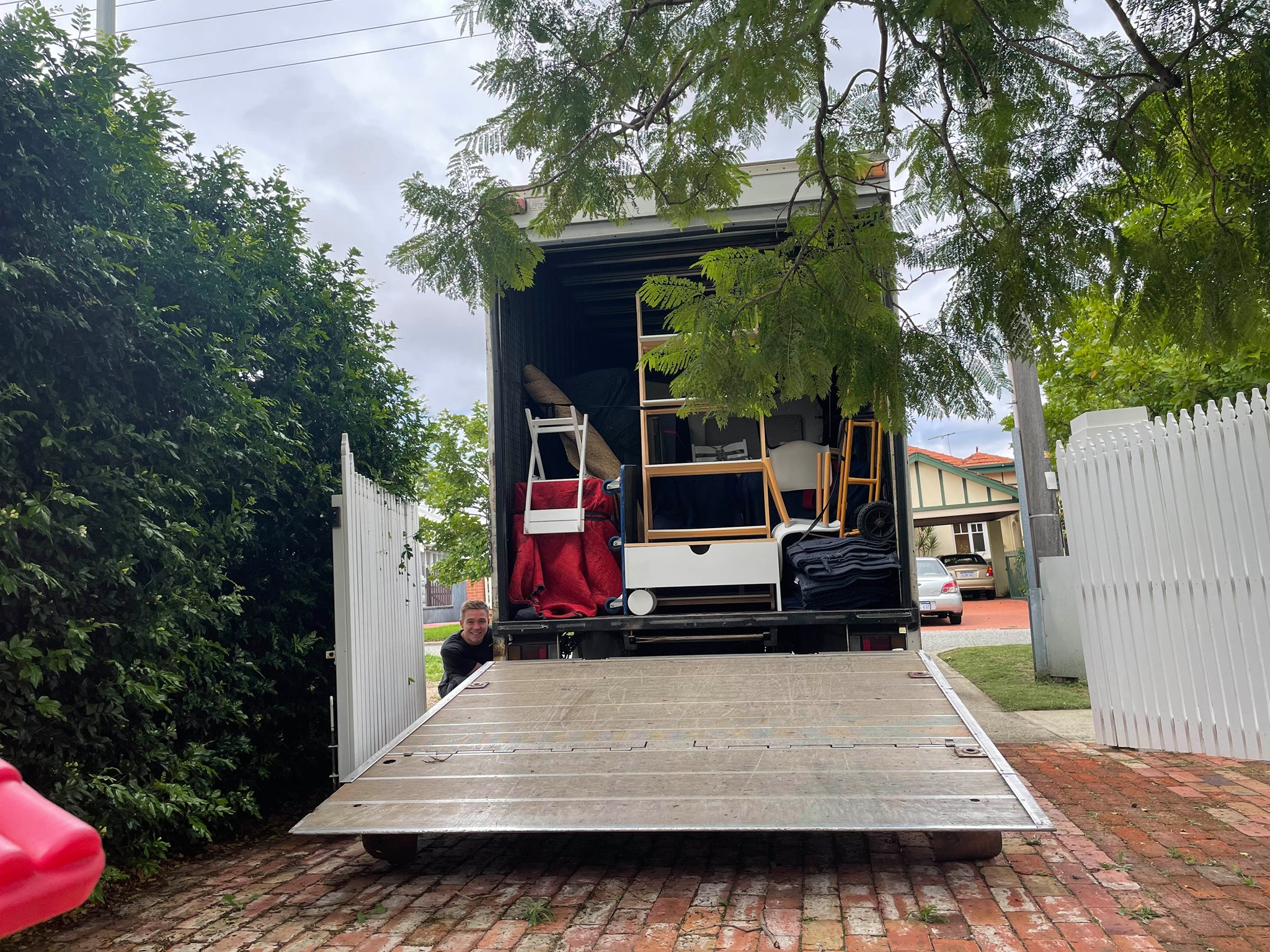 Removalist company in Dalkeith