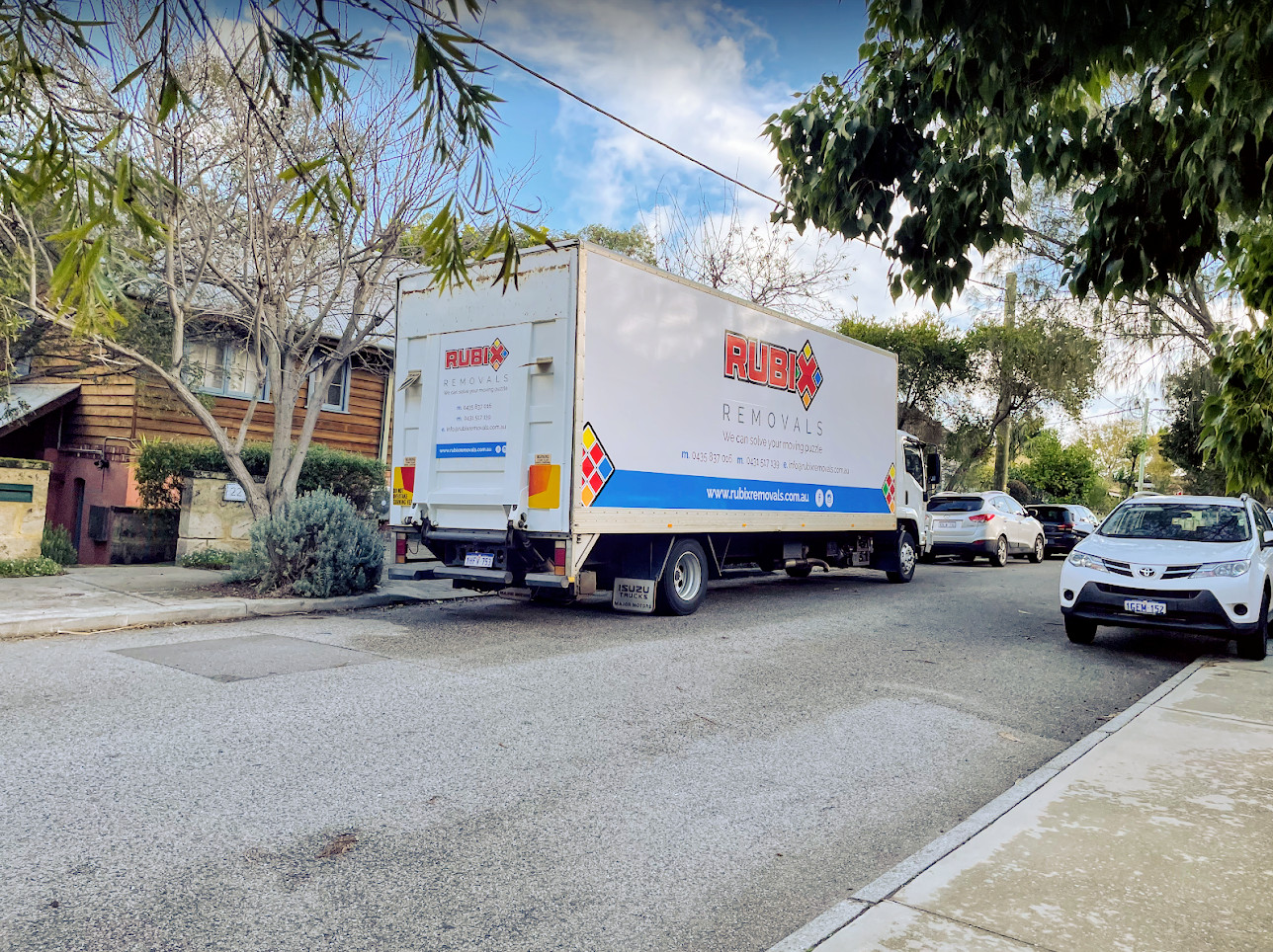 Moving Company in Bicton WA
