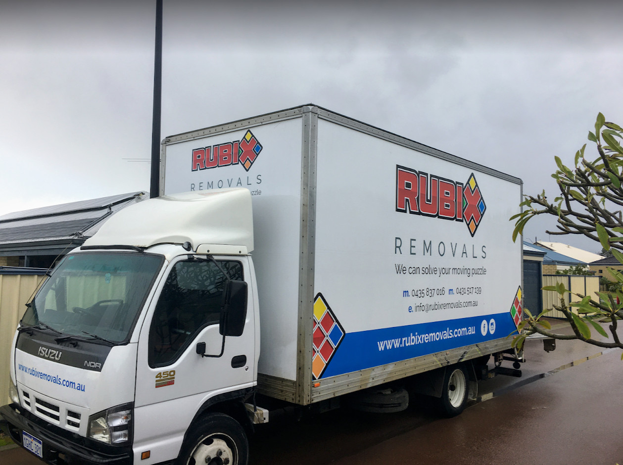 Freemantle Removalist Services by Rubix Removals