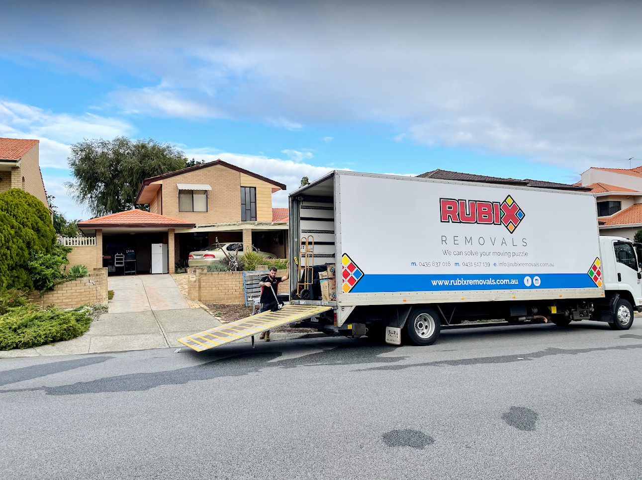 Melville Removals