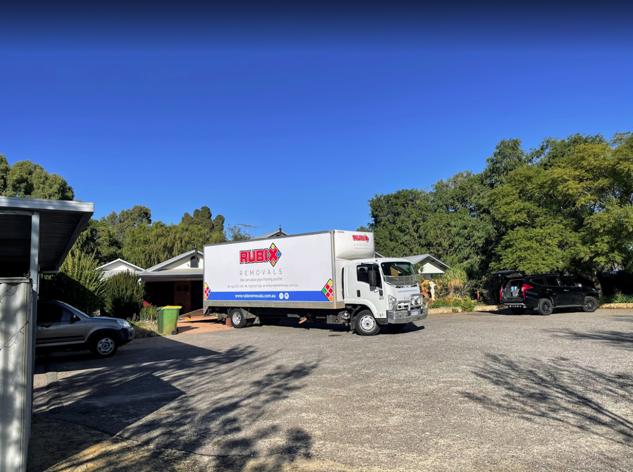Moving Company in Melville