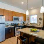 Altia Townhomes & Apartments - Kitchen