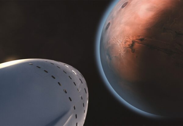 white-space-ship-and-brown-planet-586030