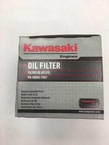 Sold as part of the Kawasaki FS481v PM Kit