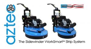 Aztec Sidewinder WorkSmart System for VCT Floors