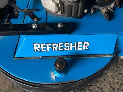 Used REFRESHER propane refreshing system 042 000 1012 - A