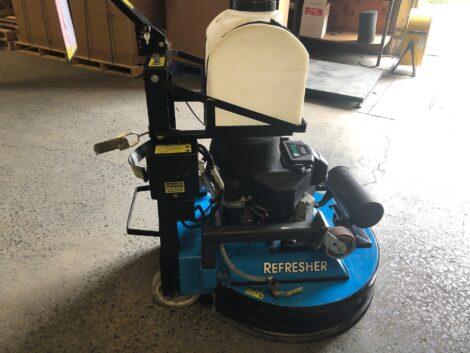 Used REFRESHER propane refreshing system 042 000 1012 - C