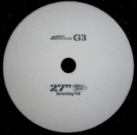 Amieripolish G3 high speed burnishing pad