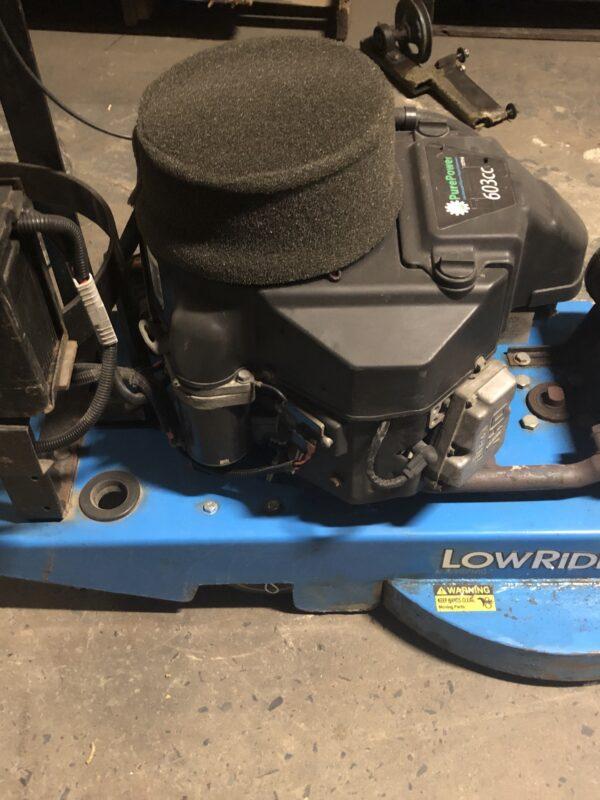 Used LowRider Propane Buffer 21LR 000 1337 - 4