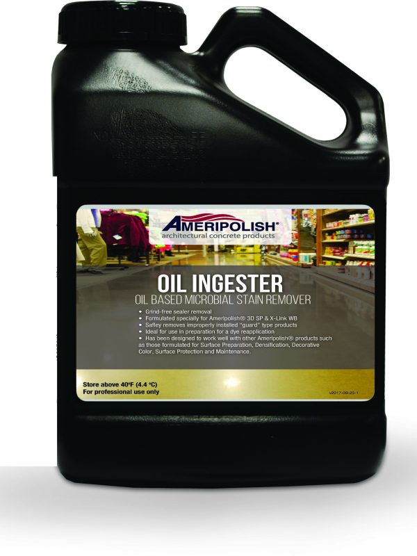Aztec Ameripolish Oil Ingester