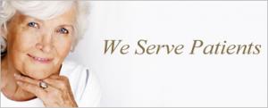 We Serve Patients