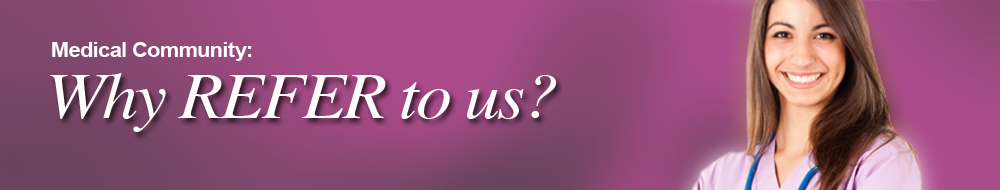Why Refer To Us?