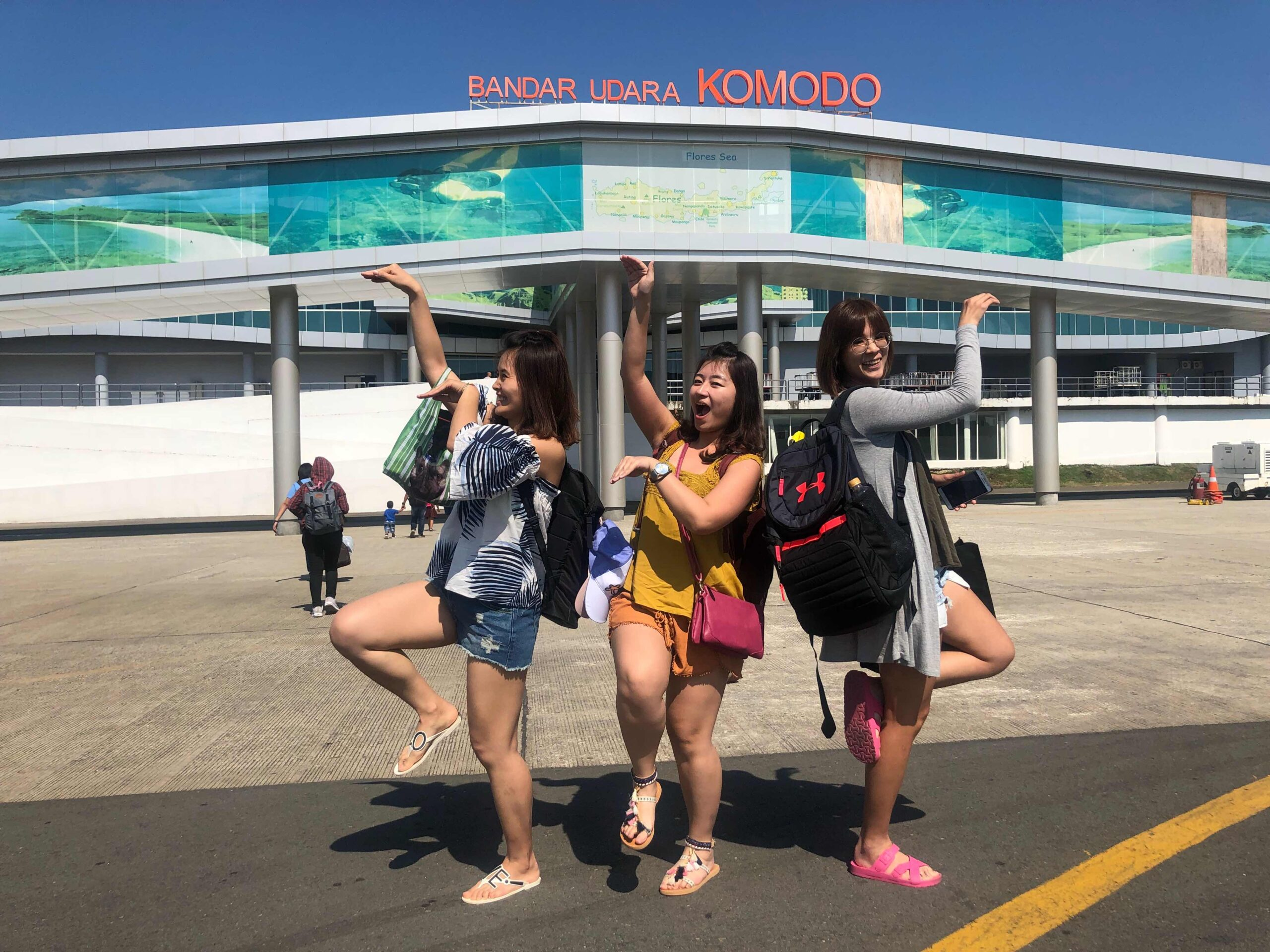 印尼||Komodo national park- 跳島行程-padar island*komodo dragon *pink beach