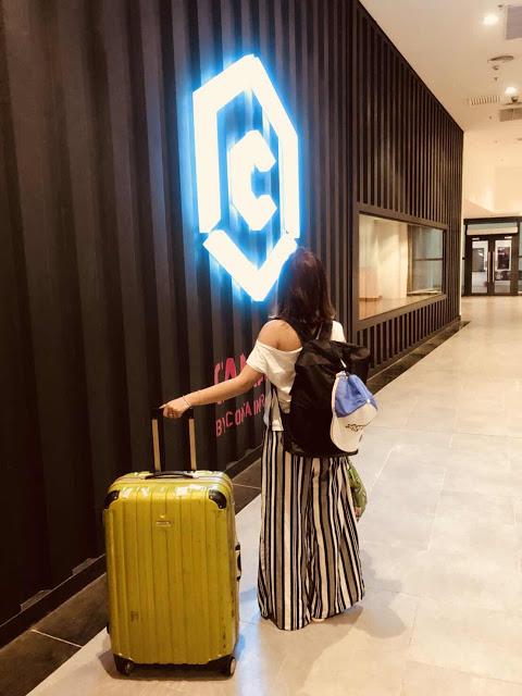馬來西亞||KLIA2-CAPSULE -秒睡cp超高膠囊旅館