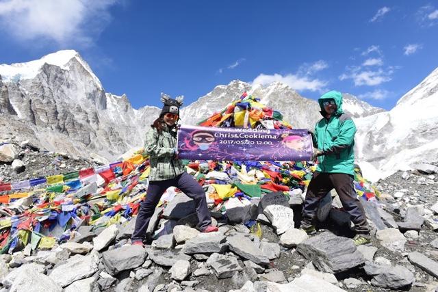 尼泊爾  PART3  Everest Base Camp  PART3  勇喘聖母峰基地營  樂高雪-基地營-kaka patthar