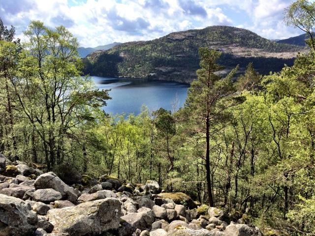   挪威  北歐-初戀遇見峽灣-聖壇岩*步道岩(0606)