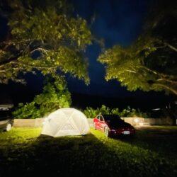 花蓮||露營||後山逍遙露營區||紅瓦屋