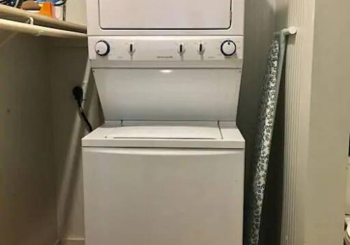 In-Suite-Washer-And-Dryer