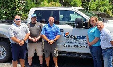 coreone restoration team