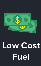 Low Cost Fuel