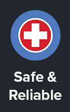 Safey and Reliable
