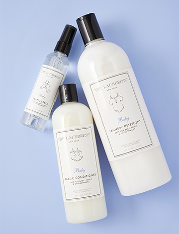 The Laundress Baby Line