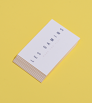 Les Gamins – made for play